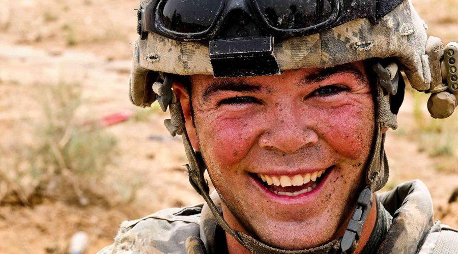 Best in Show - Staff Sergeant Chad D. Nelson - A Brief Break