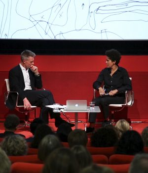 Julie Mehretu at TATE lecture