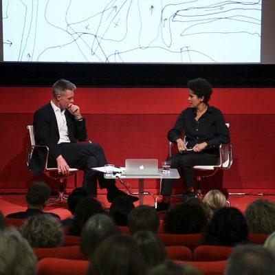 Julie Mehretu at TATE lecture