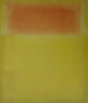 Mark Rothko, Untitled, 1951, Oil on canvas, Courtesy National Gallery of Art, Washington, DC