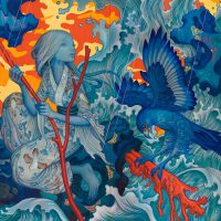 James Jean, Adrift, 2015, Archival pigment-based ink print, Courtesy of the artist, Los Angeles, California