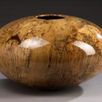Matt Moulthrop, Honey Locust, Wood, Courtesy of the artist, Marietta, Georgia