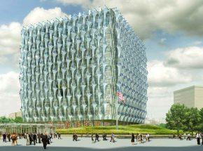 London rendering