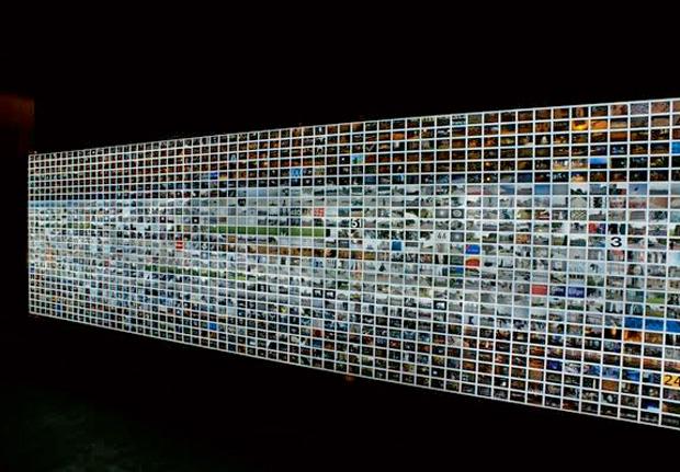 Mapping Dubai' by Roberto Lopardo