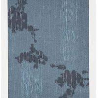 Marie Watt, Ladder, 2005, Woodblock print, Overall: 16 x 14in. (40.6 x 35.6cm),